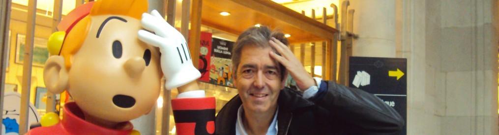 Jaume Centelles ens recomana un llibre de Nandibú