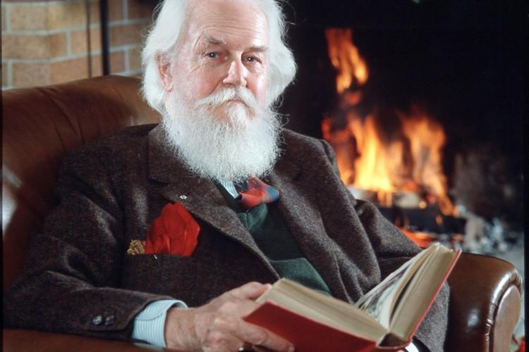 Un Robertson Davies para la Navidad