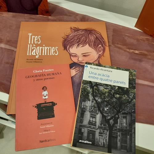 Les recomanacions literàries de Rubí al dia amb Toni Bravo a Ràdio Rubí