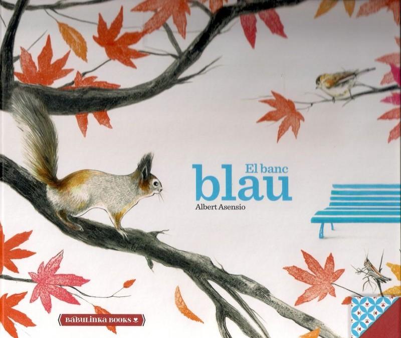 EL BANC BLAU. PREMI LLIBRETER D'ÀLBUM IL·LUSTRAT 2017
